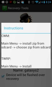 Instrukce k instalaci