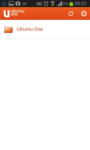 Ubuntu One: správa souborů v  cloudu
