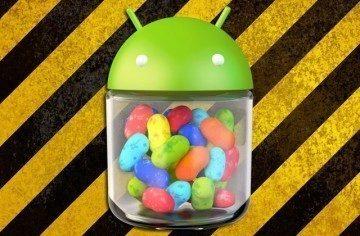 Android 4.3 má další problém