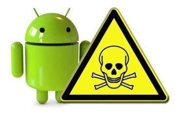 Android.Nimefas.1.origin ohrožuje uživatele