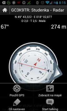 Mluvící kompas