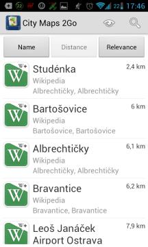 Sekce Wiki Plus