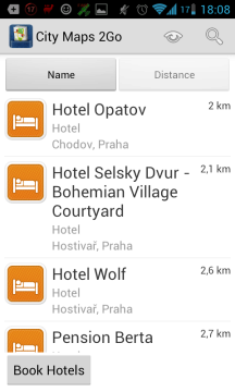 Ani s ubytováním v okolí pražských Hájů nebude problém