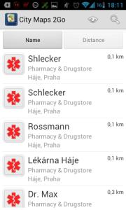 Lékárny na Jižním městě