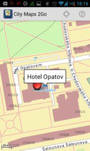 Nalezený hotel