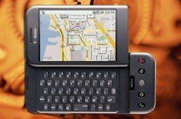 23. září 2008 byl představen HTC Dream