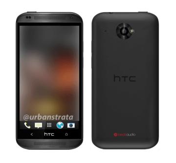 Údajný render HTC Zara