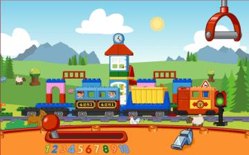 lego duplo train 2