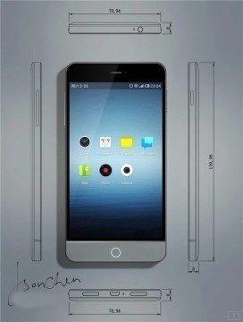 Takto údajně bude vypadat Meizu MX3