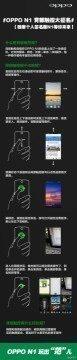 Na zádech Oppo N1 bude dotyková ploška