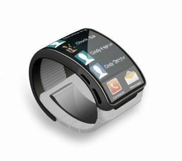 Jeden z fanouškovských konceptů, jak by mohly nové hodinky od Samsungu vypadat.