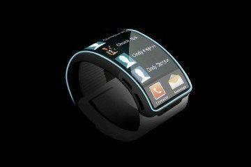 Budou takto vypadat chytré hodinky Galaxy Gear?