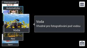 Galaxy S4 Active apliakce fotoaparatu