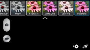 Galaxy S4 Active aplikace fotoaparatu 2