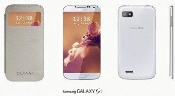 Galaxy S5 bude představen v květnu 2014