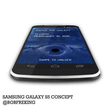 Bude nejoblíbenější mobil roku 2014 vypadat takto?