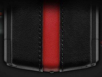 Kůže, která pokrývá sedačky sportovních vozů