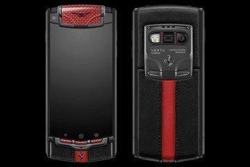 Vertu Ti Ferrari Limited Edition