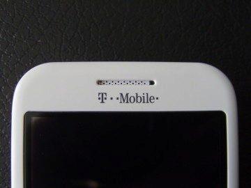 T-Mobile G1 - reproduktor