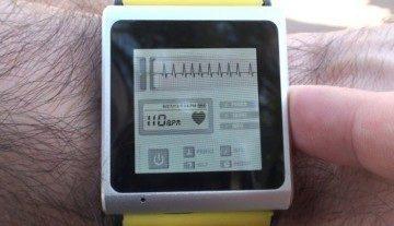 A.I Watch - monitor tepové frekvence