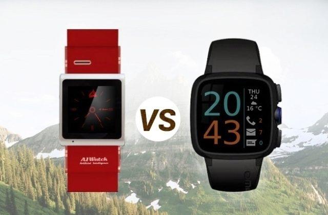 A.I Watch vs. Omate TrueSmart