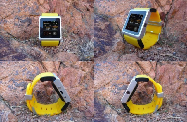 A.I Watch - žluté