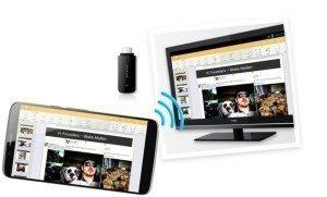 TV Link umožní bezdrátové zrcadlení obsahu obrazovky