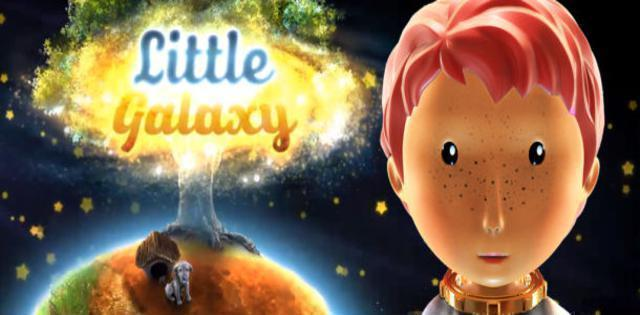 featured little galaxy