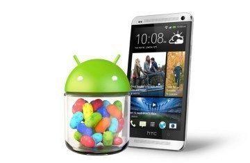 HTC One dostává aktualizaci na Android 4.3