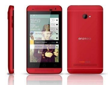 Mini ONE v červené barvě
