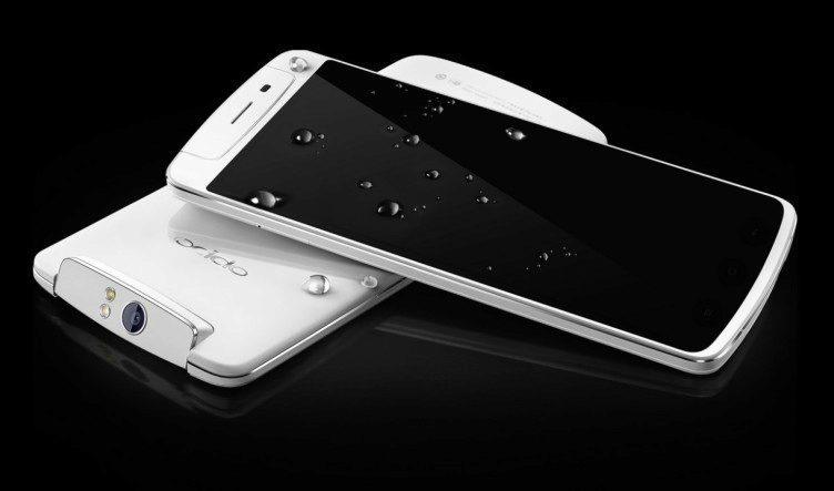 Čínský smartphone Oppo N1 přišel s několika inovacemi