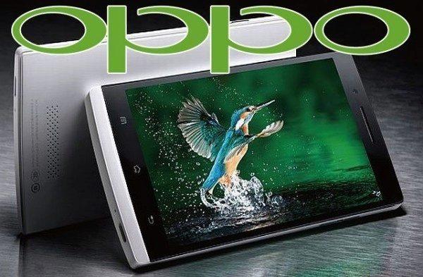 Současný model Oppo Find 5