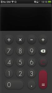 Calculator - základní funkce