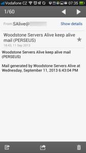 E-mailová zpráva