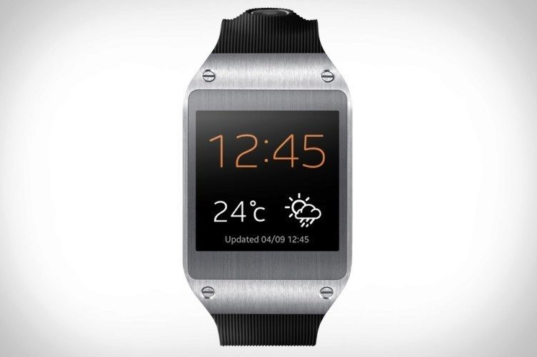 Současný model Samsung Galaxy Gear