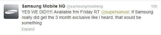 Samsung NG