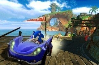 Sonic & SEGA All-Stars Racing featured