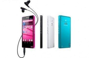 Sony NW-F880 Walkman