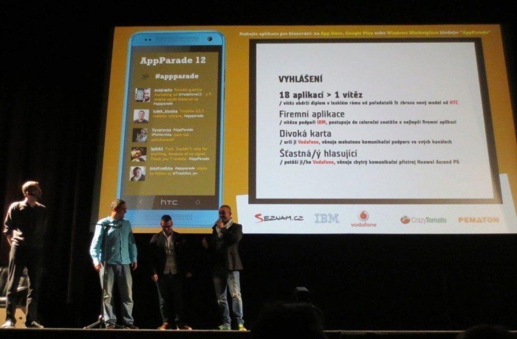 Vodafone Divoká karta - Aplikace Lísteček a bratři Zvěřinové