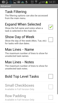 Google Tasks Organizer