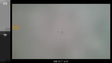 Letadlo v dohledu