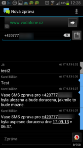 FreeSMS Sender