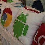 Android RoadShow polštářky