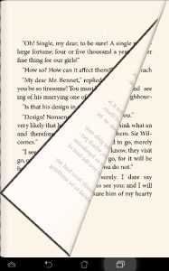 čtečka knih - MyLibrary Lite (2)