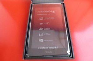 Asus Memo Pad HD 7 - otevřená krabice (1)