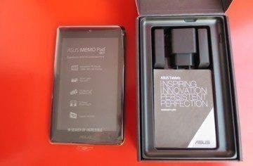 Asus Memo Pad HD 7 - otevřená krabice (2)