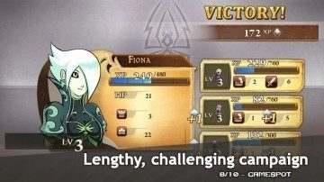 clash of heroes campain