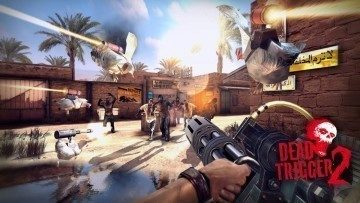 dead trigger 2 new zombies 2