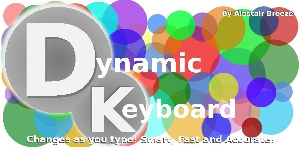 dynamic keyboard 3
