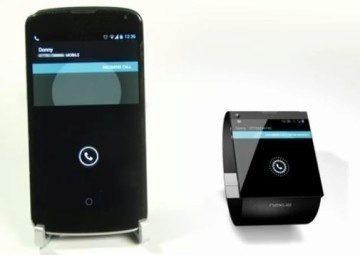 Jak by chytré hodinky ladily s telefonem Nexus?